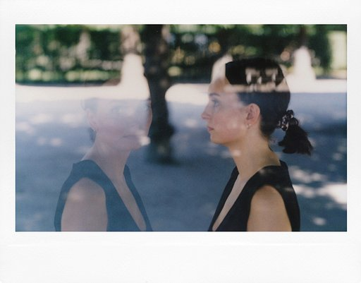 Jahan Saber's Instant Photography on Large Format with the LomoGraflok Instant Back