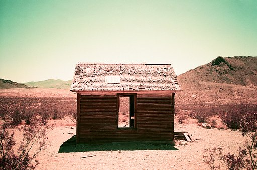 Eric Soucy — On A Road Trip With The New LomoChrome Purple 2019