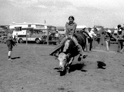 Riding the Rodeo: Community LomoAmigo Troch