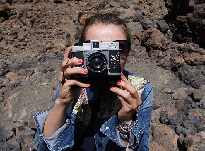LomoAmigo Christine Neder Fell in Love with her Diana F+