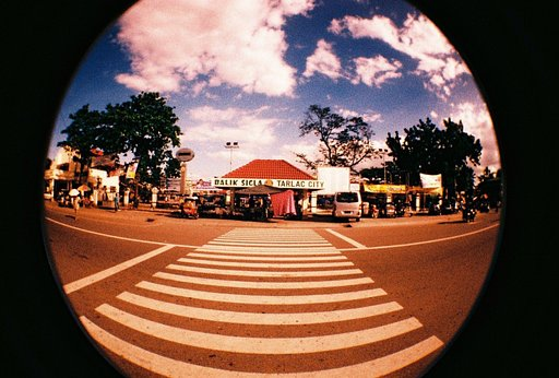 Perfect Combination: Fisheye No. 2 and Fuji Velvia 100F