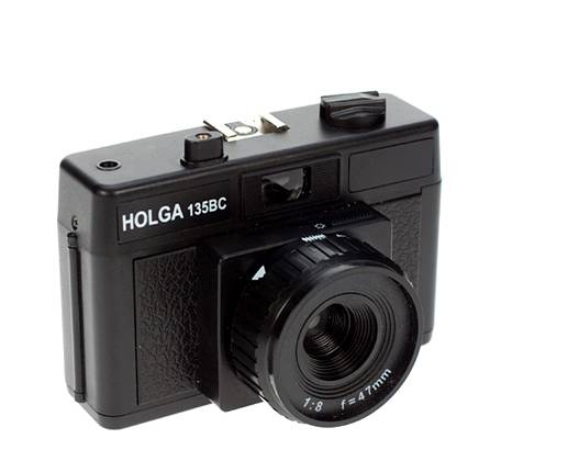 Holga 135BC: A Perfect Companion