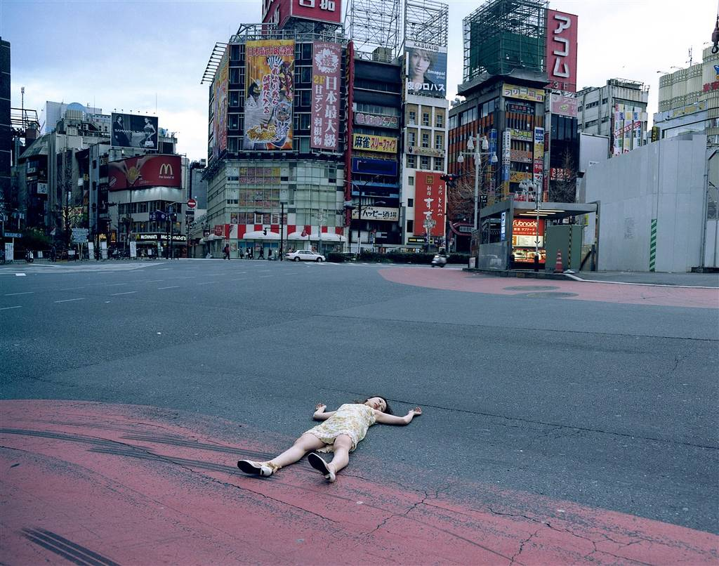 Photographing the City and the Woman: An Interview with Tadahiko Hisatomi