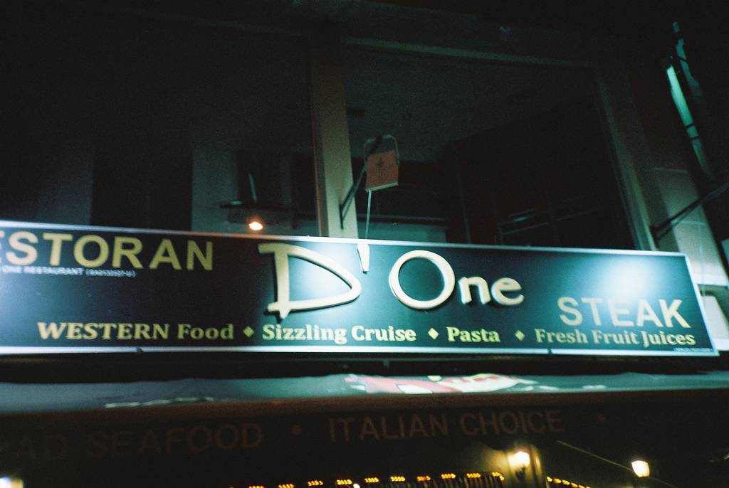 D.One Steak: The Best in Town