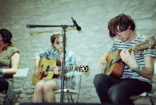 Photos from our LomoLive Showcase with Diane Birch, Arkells and Dead Sara!