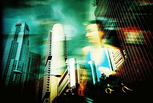 Lomography x Culturepush: The Singaporean Future Is Analogue Rumble!