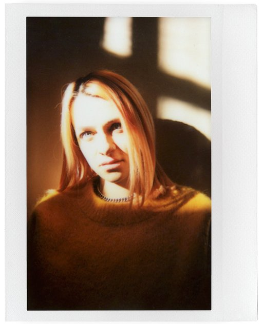 Emily Scarlett Romain and the Lomo'Instant Wide
