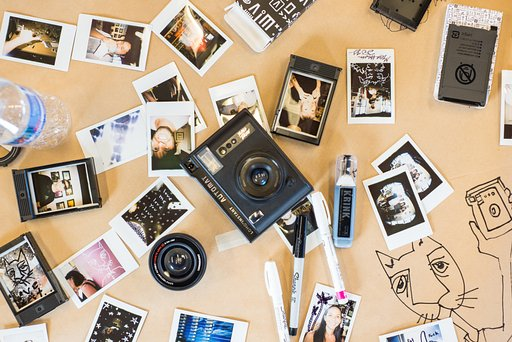 Lomo'Instant Automat Demo and Doodles with Mark Oblow at Treehouse