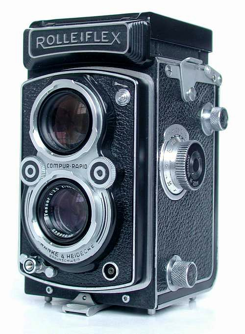 Rolleiflex Automat - Staff Review