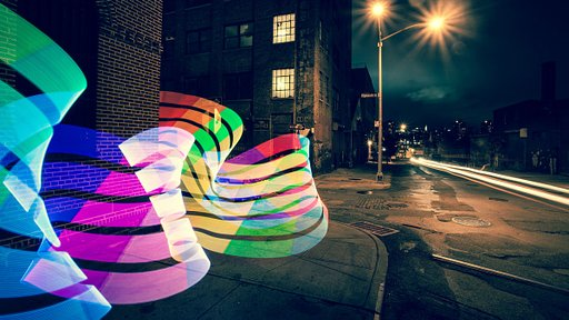 Pixelstick : l'outil de Light Painting du futur