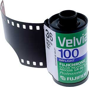 Fuji Velvia 100 - A Film for Dreamers!