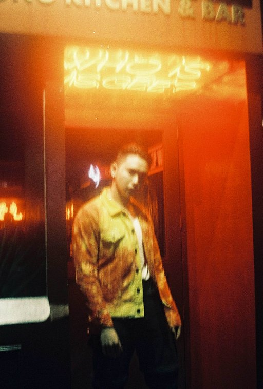 Faded Glory — LomoAmigo Ennuh Tiu Shoots with the LomoChrome Metropolis