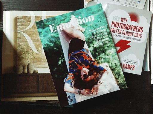 Emulsion: An Analog Photography Zine