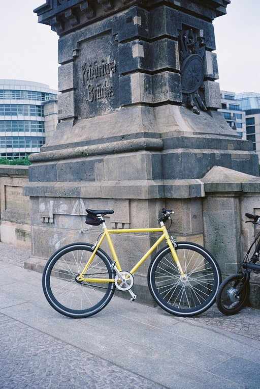 Around the World in Analogue: Berlin, Germany
