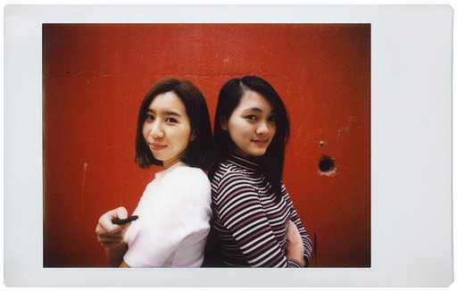 Lomo'Instant Automat Glass Tip: All you need is love