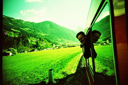The Lomography Hipshot Showdown: I Once Traveled Winners Announcement