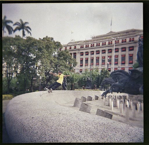 LomoAmigo Marcelo Mug, Skateboard Photographer