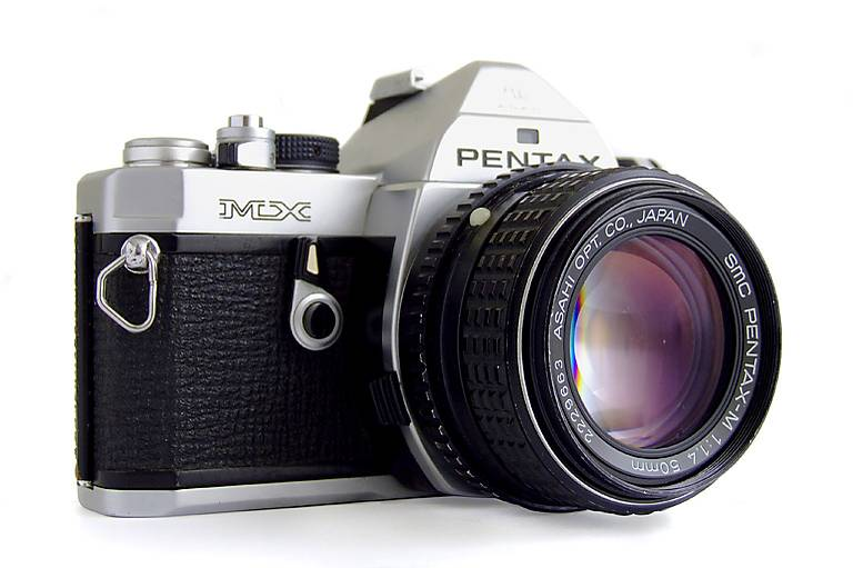 Pentax MX: A Small Wonder of the 70's
