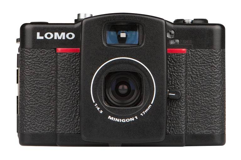 How to Rewind and Unload Film with the Lomo LC-Wide