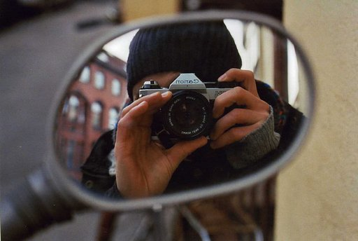 Lomographers Across the Mirror Rumble