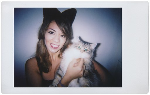 The Lomo'Instant Does Halloween!