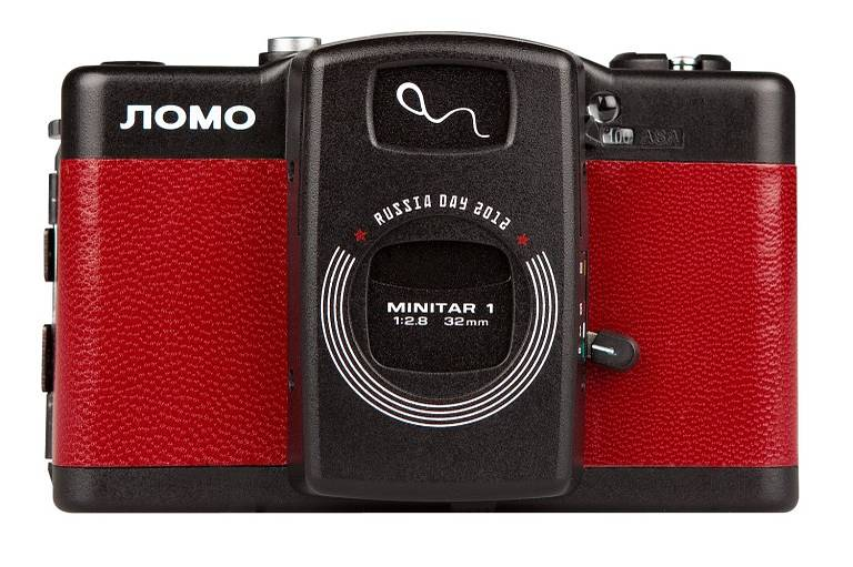 A Handful of Lomo LC-A+ Russia Day Cameras are Back-In-Stock