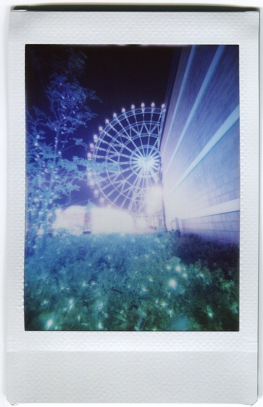 Creative Snaps Captured with the Lomo'Instant Rumble Winners