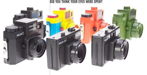 Spotted: Jakarta Globe Newspaper Lists 5 Great... Lomography Cameras