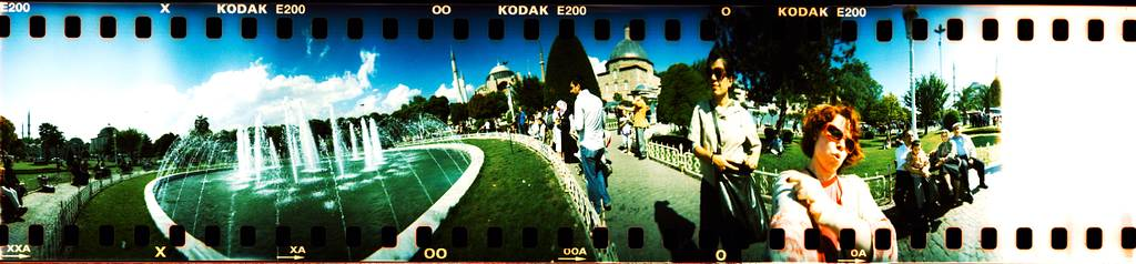The New Lomography Spinner 360° Conquers the World!