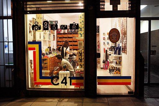 Lomography Partners: Lomography Embassy Store Buenos Aires