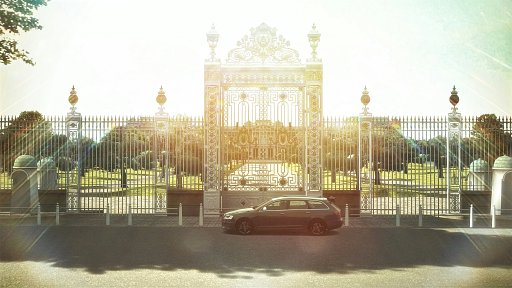 Places to Go for Traveling Lomographers: Akasaka Palace
