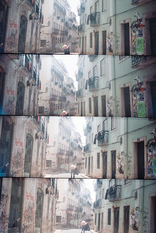 Lomography & Me - The beginning