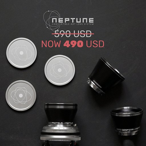 Shoot With the Right Prime at the Right Time With the Neptune Convertible Art Lens System