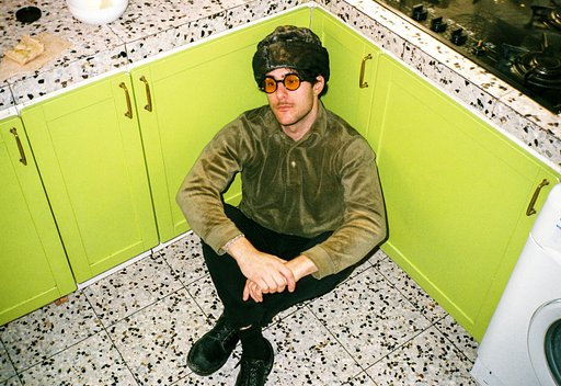 LomoShowcase: Zac Farro and the Velvet Face