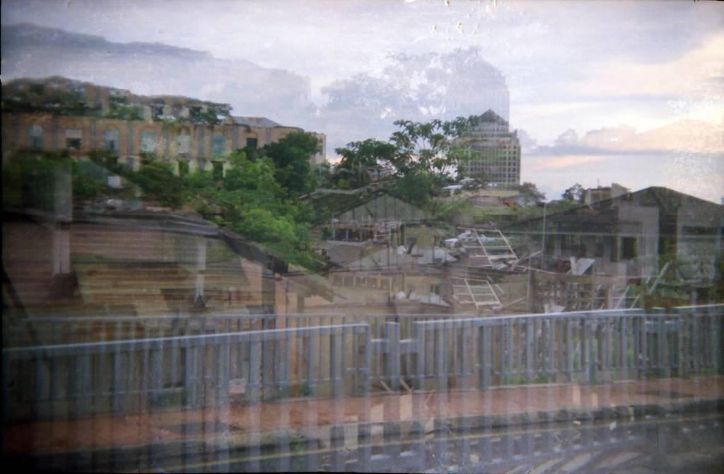 The Ruins of Kuching Central Prison