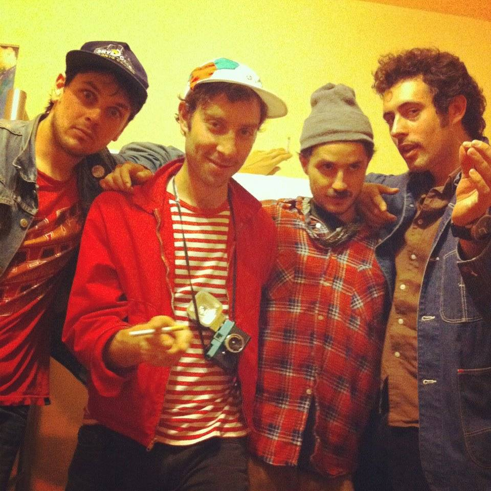 The Black Lips: Bad Kids Go Analogue!