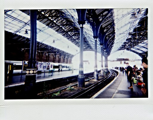 LomoAmigo: Barry Adamson and the Lomo'instant Wide