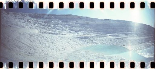 Pamukkale Hot Springs: A White Cotton Magical Castle