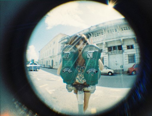 Anerly Fang Shoots With The Lomo LC-Wide and Fisheye Baby 110!