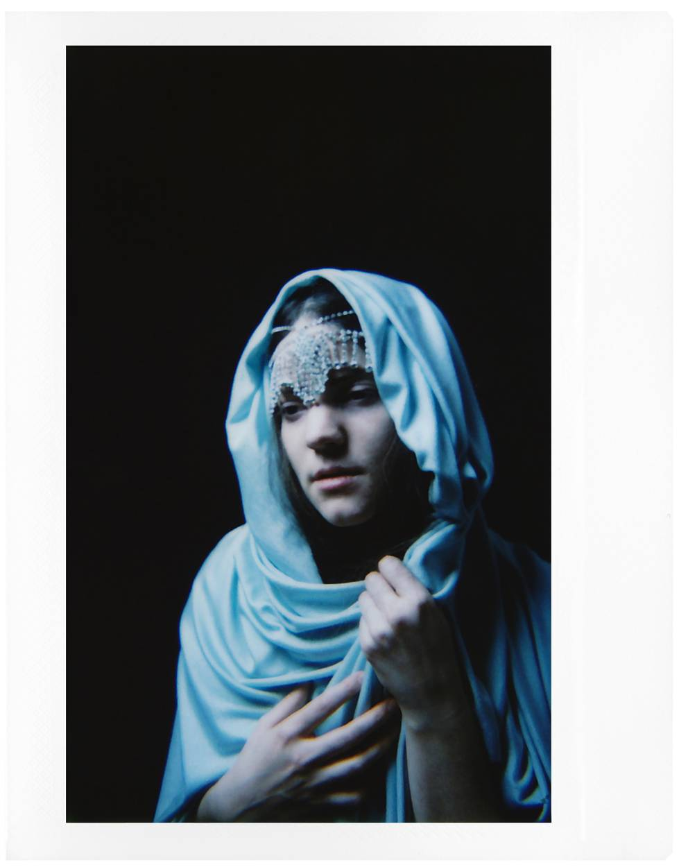 Klara Johanna Michel's Ethereal Visions as Captured by the Lomo'Instant Wide