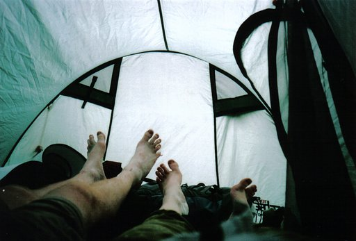 Serial Shooter: In My Tent