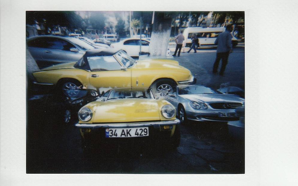 Community LomoAmigo Can Tanrıseven and His Lomo'Instant Photos