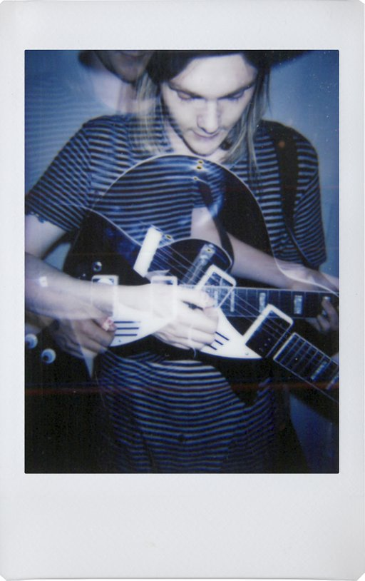 Instant Record: An Instant Photo Diary with Ida Mae