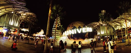 Endless Fun at Universal Studios Singapore