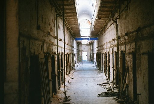 Forgotten Places - Eastern State Penitentiary