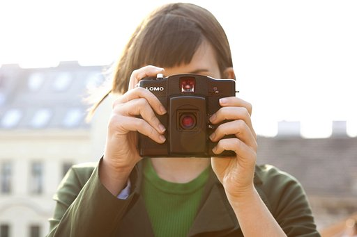 Make Medium-Format Magic With the Lomo LC-A 120 Camera