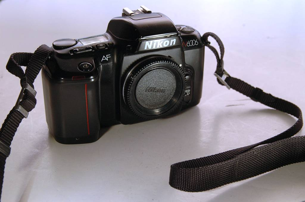 Nikon N6006: The Beast from '91