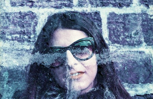 Fantastic Double Exposure Portraits Taken with the Lomochrome Purple 400
