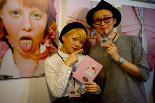 Lomography x röyksopp gakkai 蘑菇學會 Pop-up Store Launching Party