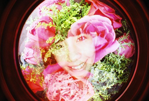 Awesome Double and Multiple Exposure Portraits Taken with the Fisheye No. 2